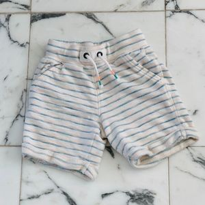 👖 Boy's Cat & Jack French Terry Shorts Sz 4T 👖